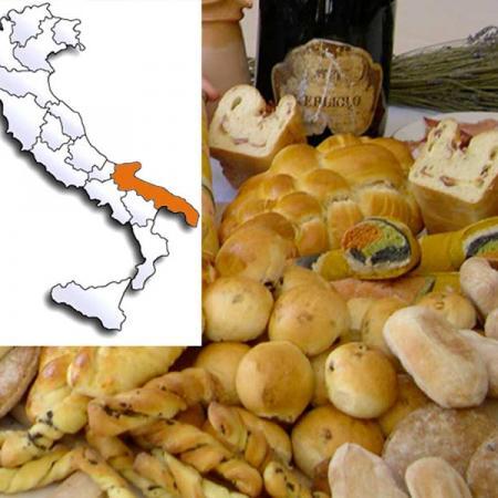Pane tipico Puglia