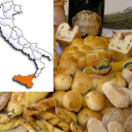 Pane tipico Sicilia