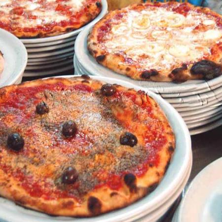 La pizza in generale