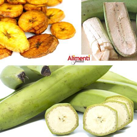 Platano frutto