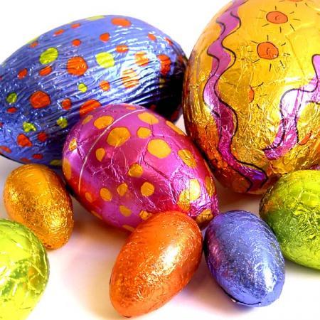 Storia delle uova di Pasqua