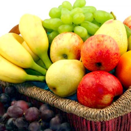 Tabella della frutta di stagione