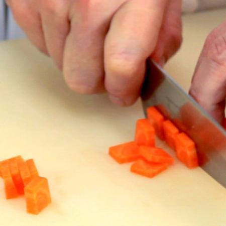 Tagli delle verdure