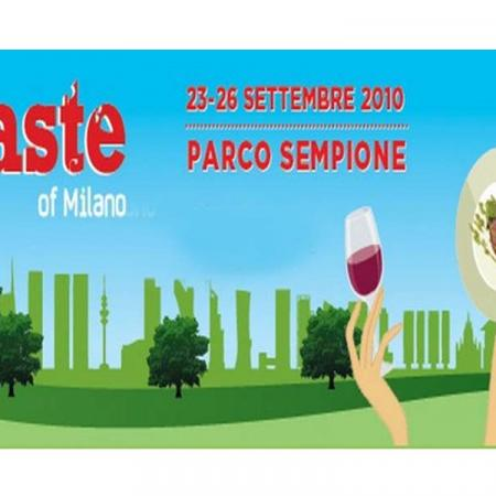 Taste of Milano 2010