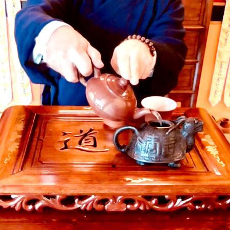 Cerimoniale del tè in Oriente