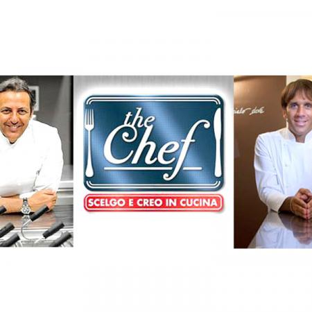The chef: casting!