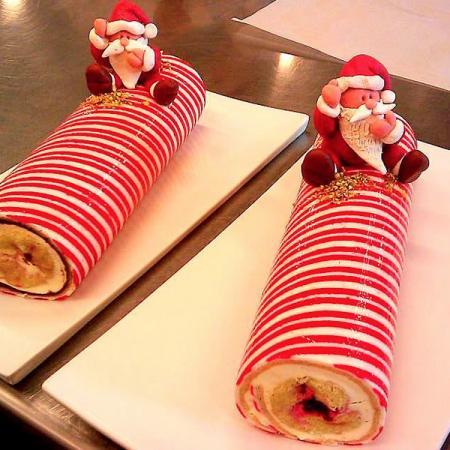 Tronchetti natalizi di Armando Palmieri