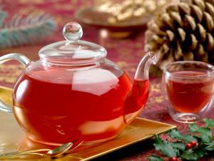 Tè di Natale agli agrumi