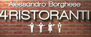 4 Ristoranti Alessandro Borghese