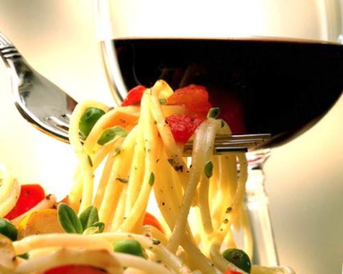 Abbinamento del vino con il primo piatto