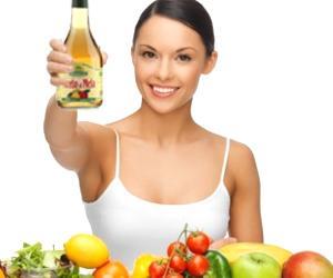 Benefici dell'aceto di mele