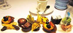 Caffè e petite patisserie al Ristorante Alice di Viviana Varese