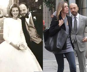 Joe Bastianich con la moglie Deanna