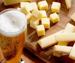 Birra in abbinamento col formaggio
