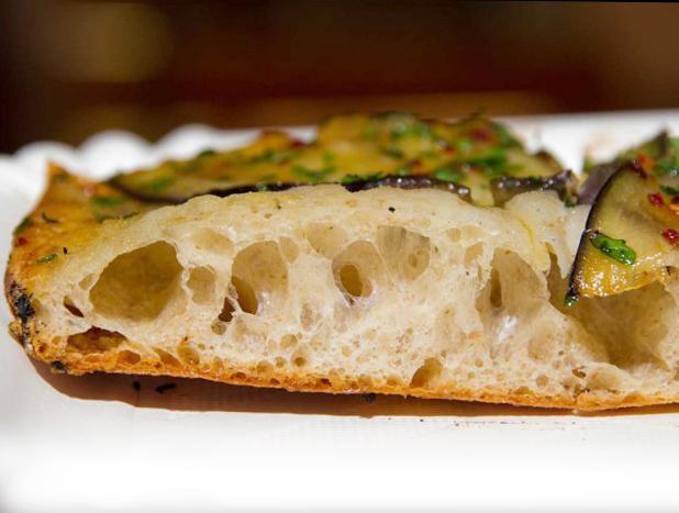 Pizza di Gabriele Bonci