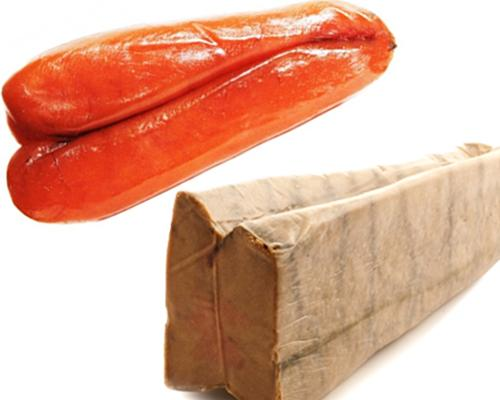 Bottarga di muggine e di tonno