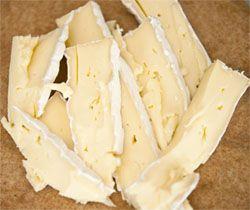 Brie a pezzi