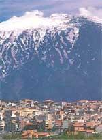 Bronte (Ct) - panorama