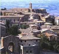 Panorama di Montalcino