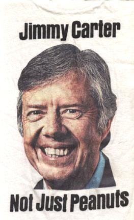 Jimmy Carter maggior produttore di burro di arachidi