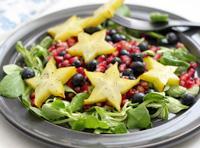 Insalata con starfruit
