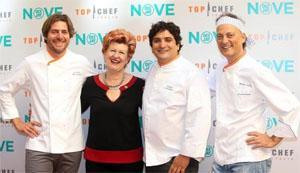 Moreno Cedroni a Top Chef Italia