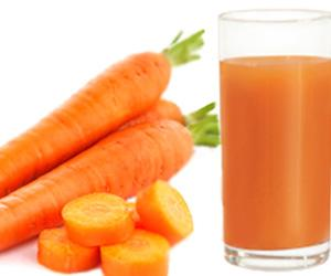 Ricette di centrifugati a base di carota