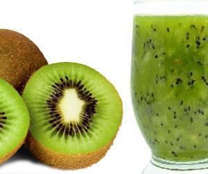 Ricette di centrifugati a base di kiwi