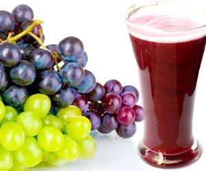 Ricette di centrifugati a base di uva