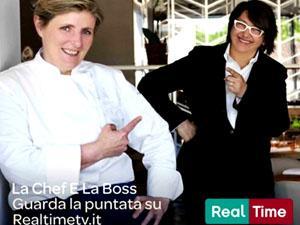 La chef e la voss