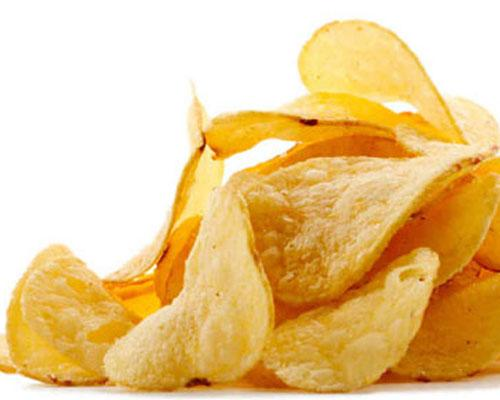 Patatine fritte. Chips