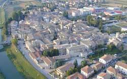 Panorama di Cannara