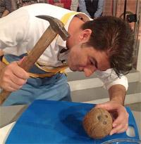 Sergio Barzzetti apre un cocco