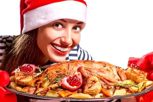 Come preparare il menù per Natale