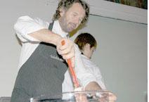 Carlo Cracco a Le Grand Fooding Milano