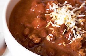 Chili. Piatto messicano