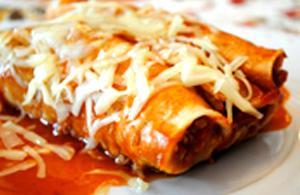 Enchilada. Cosa mangiare in Messico