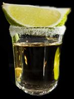 Tequila messicana