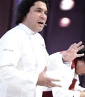 Chef Gastón Acurio di Astrid y Gastòn