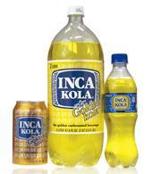 Inca kola, bibita peruviana