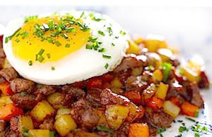 Pytt i Panna, ricetta tradizionale svedese