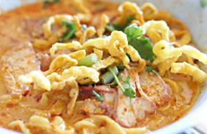 Khao Soi. Cucina thai