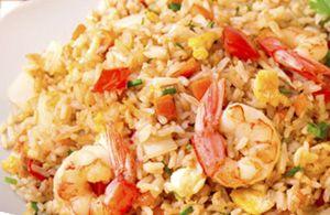 Khaw Pad. Cucina Thai