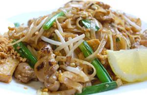 Cucina thailandese, pad thai