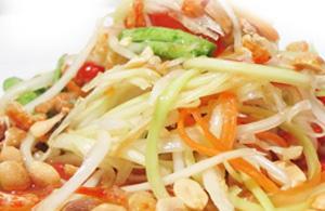 Ricetta thailandese: Som Tam