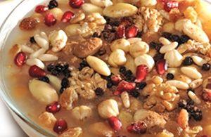 Aşure, dolce della cucina turca
