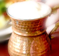 Ayran, bevanda tipica turca