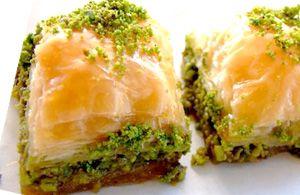 Bklava, tipici dolci turchi