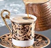 Kahve, caffè turco