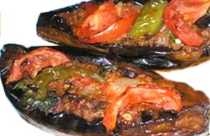 Karnıyarık, melanzana ripiena tipica turca